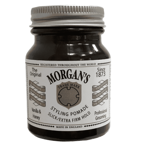 Помада для укладки Vanilla & Honey Экстрасильной фиксации без блеска Morgan`s 50 г
