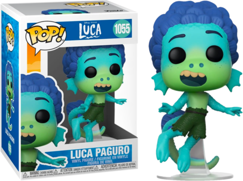 Фигурка Funko Pop! Disney: Luca - Luca Paguro