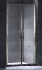 Душевая дверь в нишу ESBANO-120-2LD 120 см