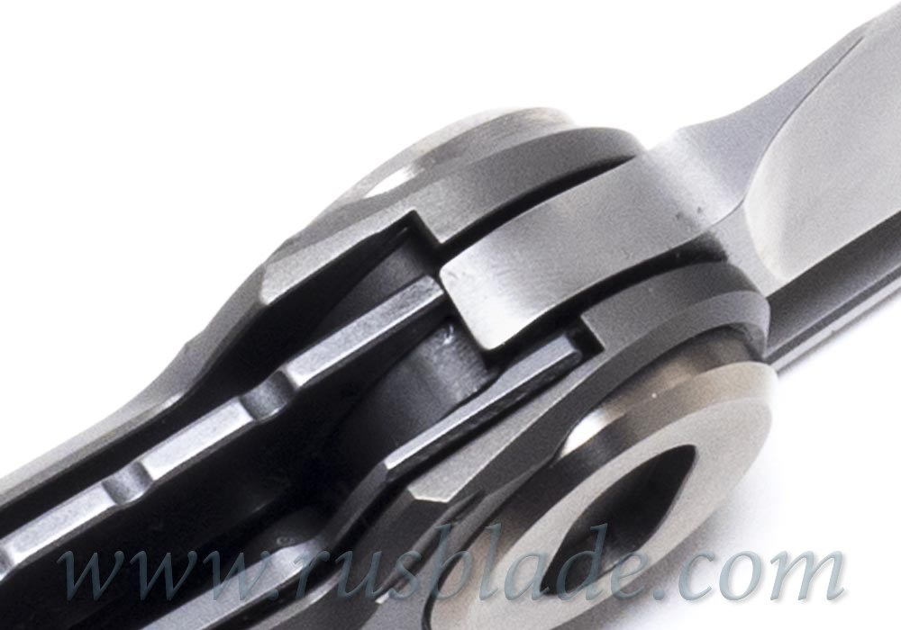 CKF/Snecx TERRA knife collab (Zirc) - фотография