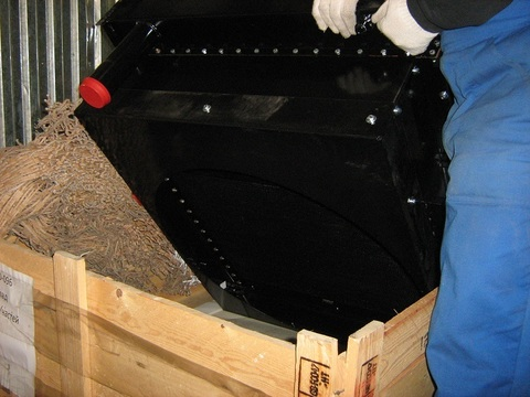 Радиатор в сборе / RAD 55655 TO SUIT ENGINE АРТ: 120-096