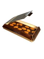 Шоколад из кэроба с миндалем, 50 г