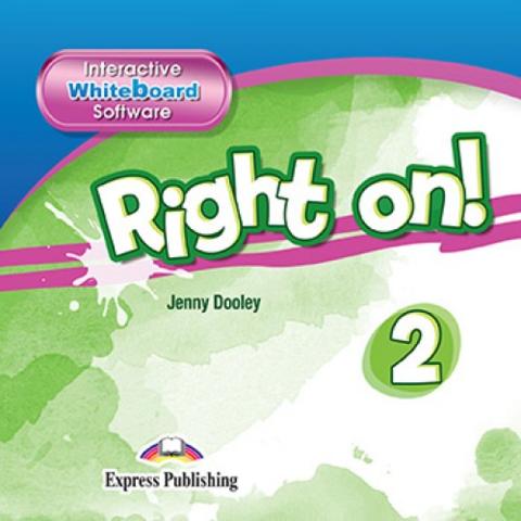 Right on! 2 IWB - international. Программное обеспечение для интерактивной доски