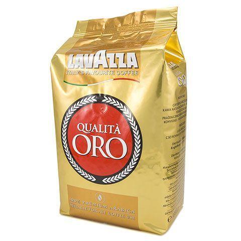 Кофе зерно Lavazza Qualita Oro 1000 гр