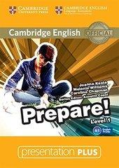 Cambridge English Prepare! Level 1 Presentation...