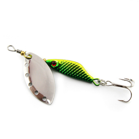 Блесна Extreme Fishing Absolute Obsession №0 3g 11 G/Green/S