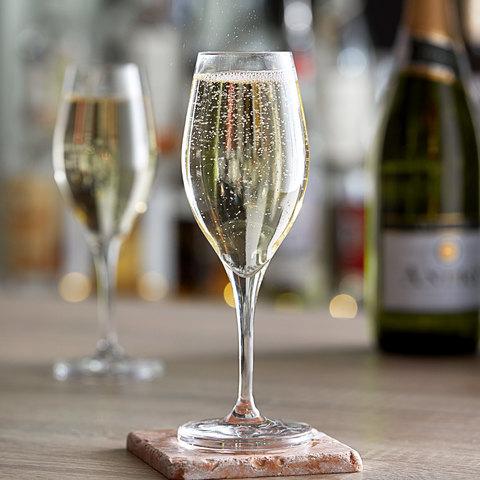 Бокалы для шампанского «Oslo», 12 шт, 240 мл
