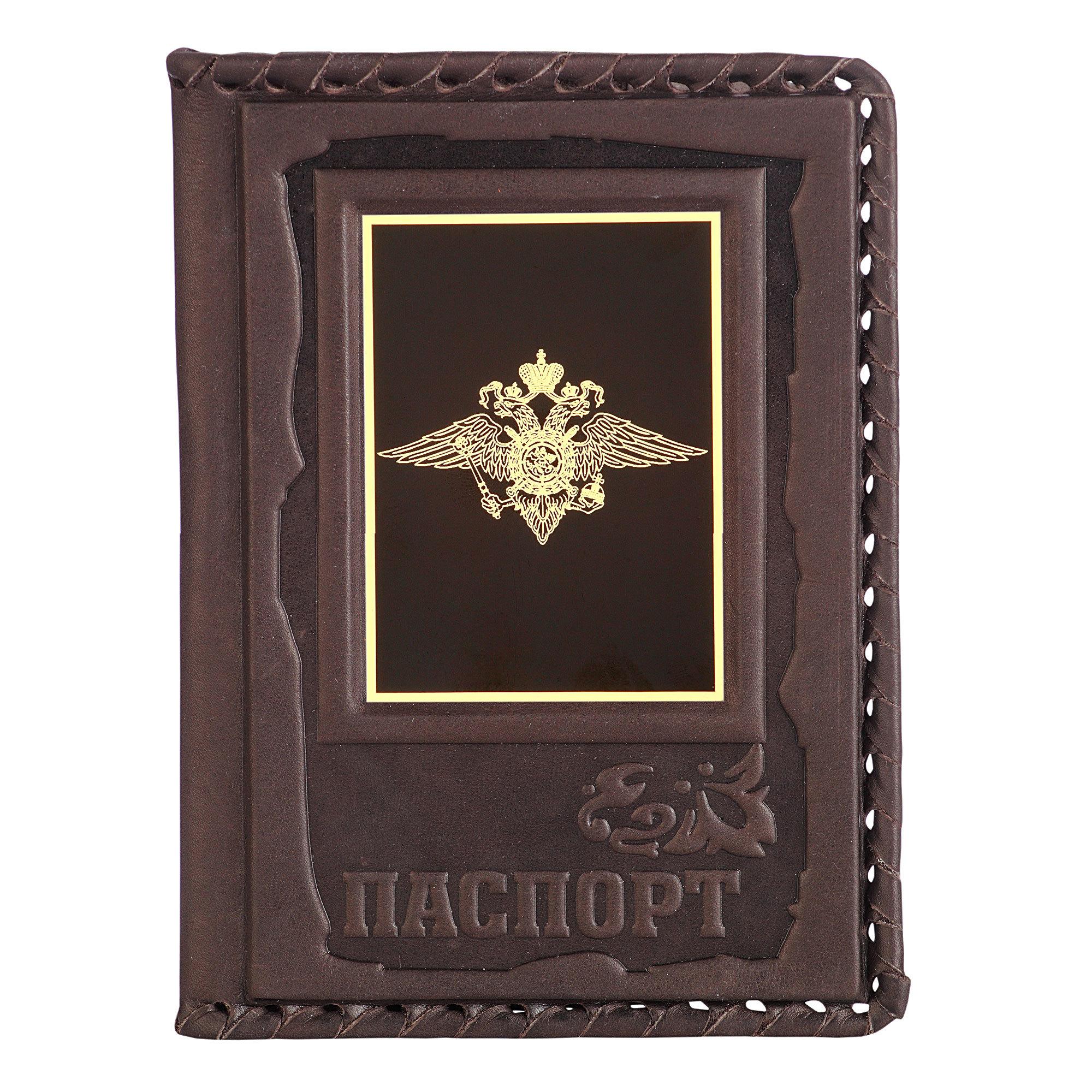 Обложка для паспорта «МВД»