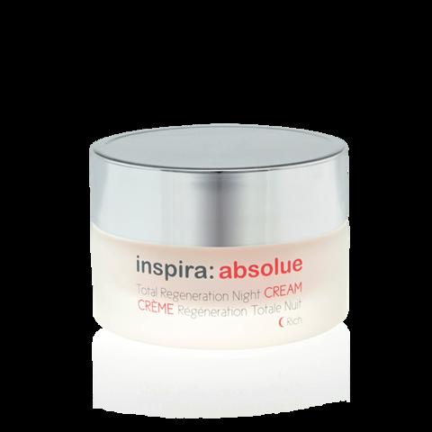 INSPIRA Обогащенный ночной регенерирующий лифтинг-крем | Total Regeneration Night Cream Rich