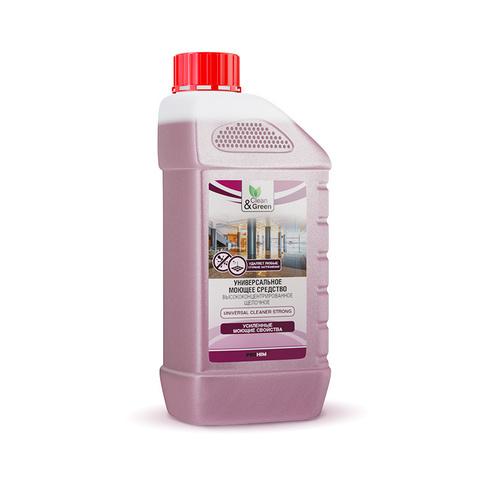Универсальное моющее средство (концентрированное, щелочное) 1 л