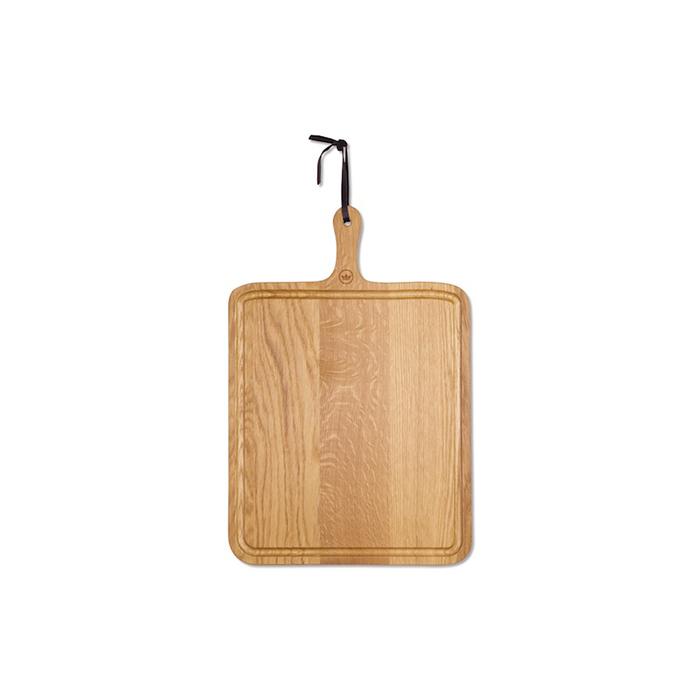 Доска разделочная Bread, квадратная, Золотой дуб, арт. 550669 - фото 1
