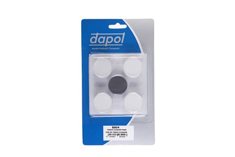 Dapol B804 Запасные прокладки для очистки к вагону B802