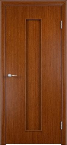 Дверь Верда С-21, цвет макоре, глухая