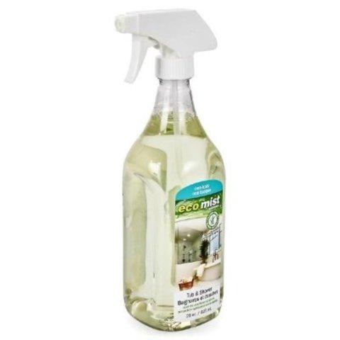 Eco Mist Средство для чистки ванн и душевых кабин 825 мл