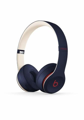 Наушники Bluetooth Beats Solo3 Wireless Beats Club Collection – Club Navy (MV8W2)