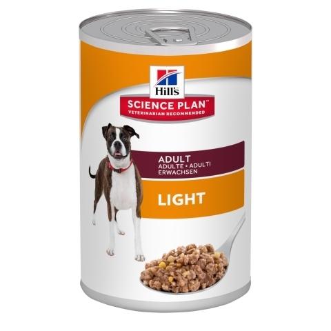 Hill's Science Plan  влажный низкокалорийный корм для взрослых собак, склонных к набору веса Advanced Fitness