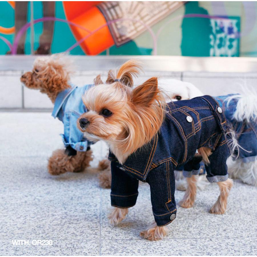 джинсовая куртка для йорка