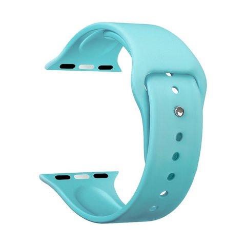 Ремешок силиконовый Deppa Band Silicone D-47127 для Apple Watch 40мм/ 38мм Мятный