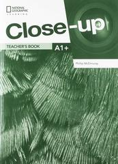 Close-Up Second Edition A1+ Teacher's Book with Online Teacher's Zone & Audio and Video Discs