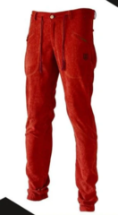 Брюки для скалолазания Hi-Gears The Cliff Corduroy Pants red (красные)
