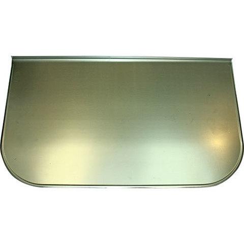 Притопочный лист (оцинк. сталь), 1000*600 мм