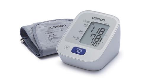 Тонометр автоматический на плечо OMRON M2 Basic