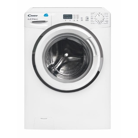 Узкая стиральная машина Candy CSR4 1061DQ1/2-07