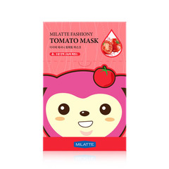 Маска MILATTE Fashiony Tomato Mask 21g X 10 шт.
