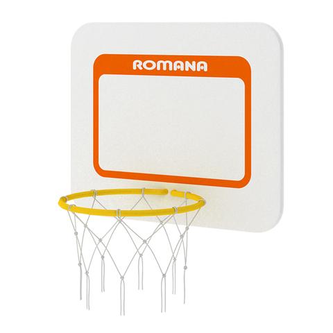 Щит баскетбольный ROMANA Dop12