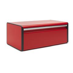 Хлебница с откидной крышкой, Пламенно-красный