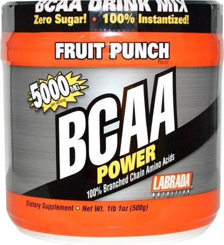 Аминокислоты Labrada BCAA Power