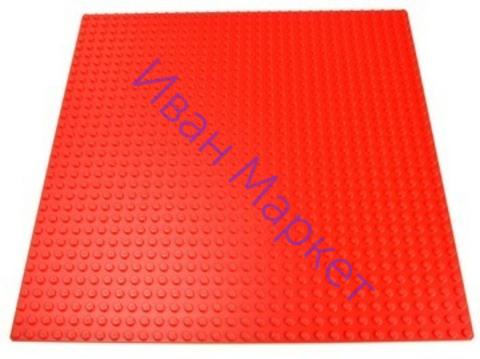 Пластина-доска для конструктора 40х40