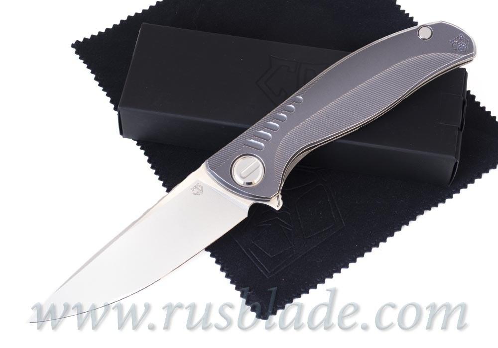 Shirogorov F3 NS S90V Custom Division