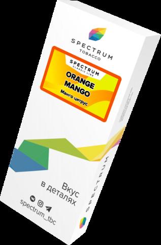 Табак Spectrum Classic Line Orange Mango (Апельсин Манго) 100г