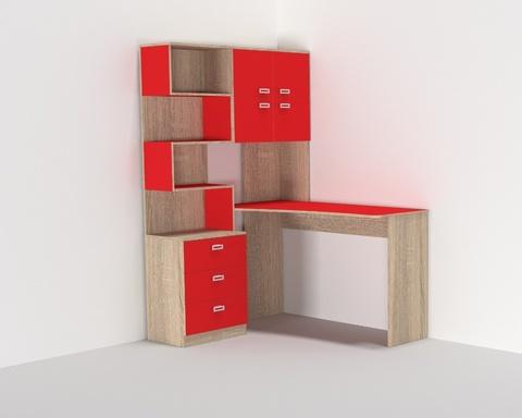 Стол МАДРИД/1450*2000*1280/ левый