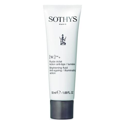 Sothys [W.]+ Line: Осветляющая aнтивозрастная сыворотка для лица ([W.]+ Brightening Fluid)