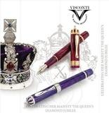 Visconti 60лет корол власти Елизаветы II Vs-653-61M