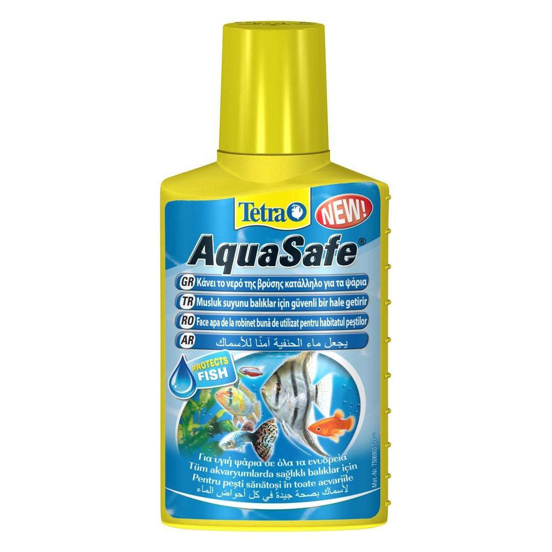 Препараты Кондиционер для подготовки воды аквариума, Tetra AquaSafe 7040627_1.jpg