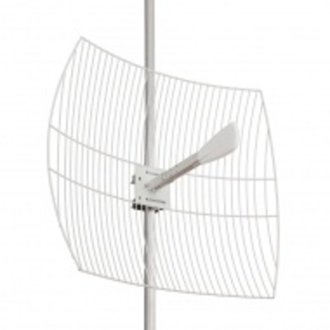 Kroks KN24-1700/2700 MIG 24дБ Направленная параболическая 3G/WiFi/4G антенна