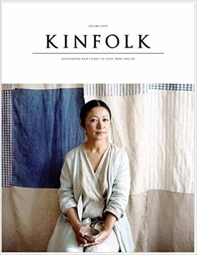 Журнал Kinfolk vol. 8