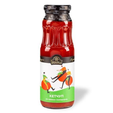 Кетчуп из свежих помидоров Madli, 270г