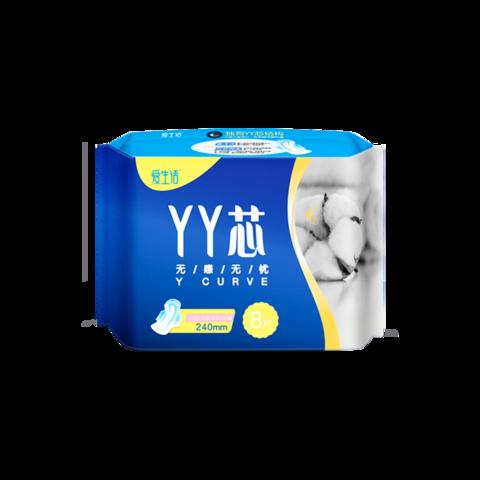Гигиенические прокладки (дневные) YY 8 шт