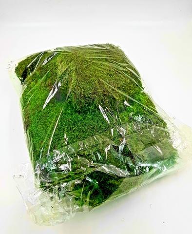 Мох плоский 0,5 кг зеленый.Verdissimo.