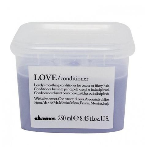 Davines Essential Haircare LOVE SMOOTHING: Кондиционер для разглаживания завитка  (Love Lovely Smoothing Conditioner), 250мл/1л