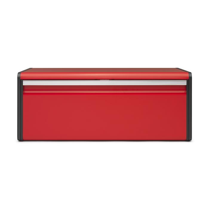 Хлебница с откидной крышкой, Пламенно-красный, арт. 484025 - фото 1