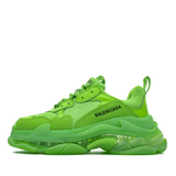 Кроссовки Balenciaga Triple S Green