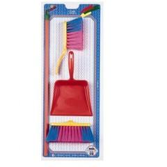 Klein Игрушка-набор для уборки, 3 предмета (6025)