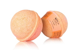Гейзер (бурлящий шарик) для ванн О, Рио!, 120g ТМ ChocoLatte