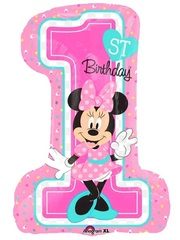 "Цифра ""1st B-day Minnie"""