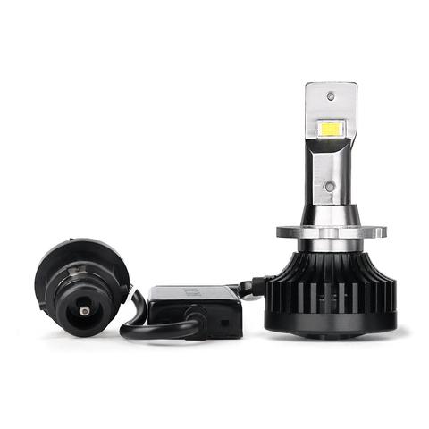 Автомобильные светодиодные лампы D2S/R LP-ZD, 42V, 35W, 4200lm, 2 шт